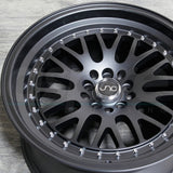 JNC Wheels 001 Matte Black