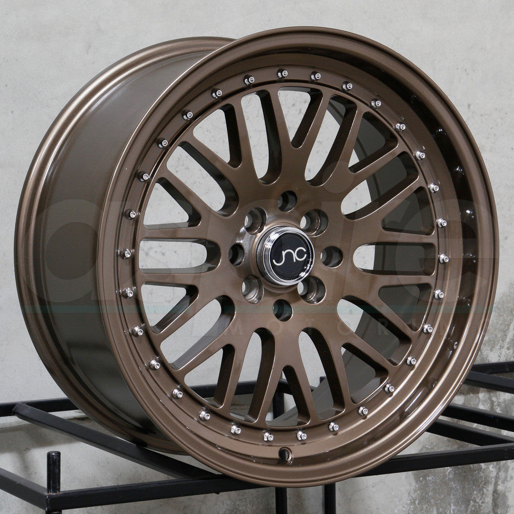 JNC Wheels 001 Gloss Bronze