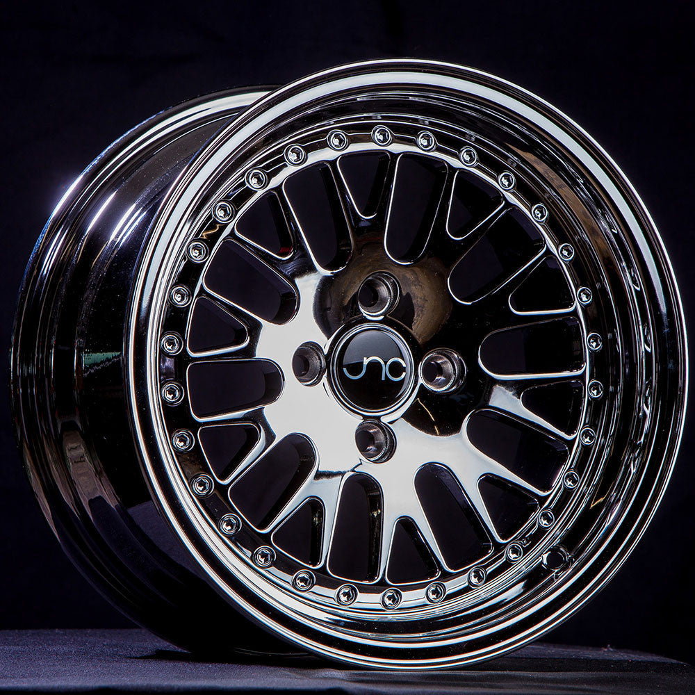 JNC Wheels 001 Black Chrome