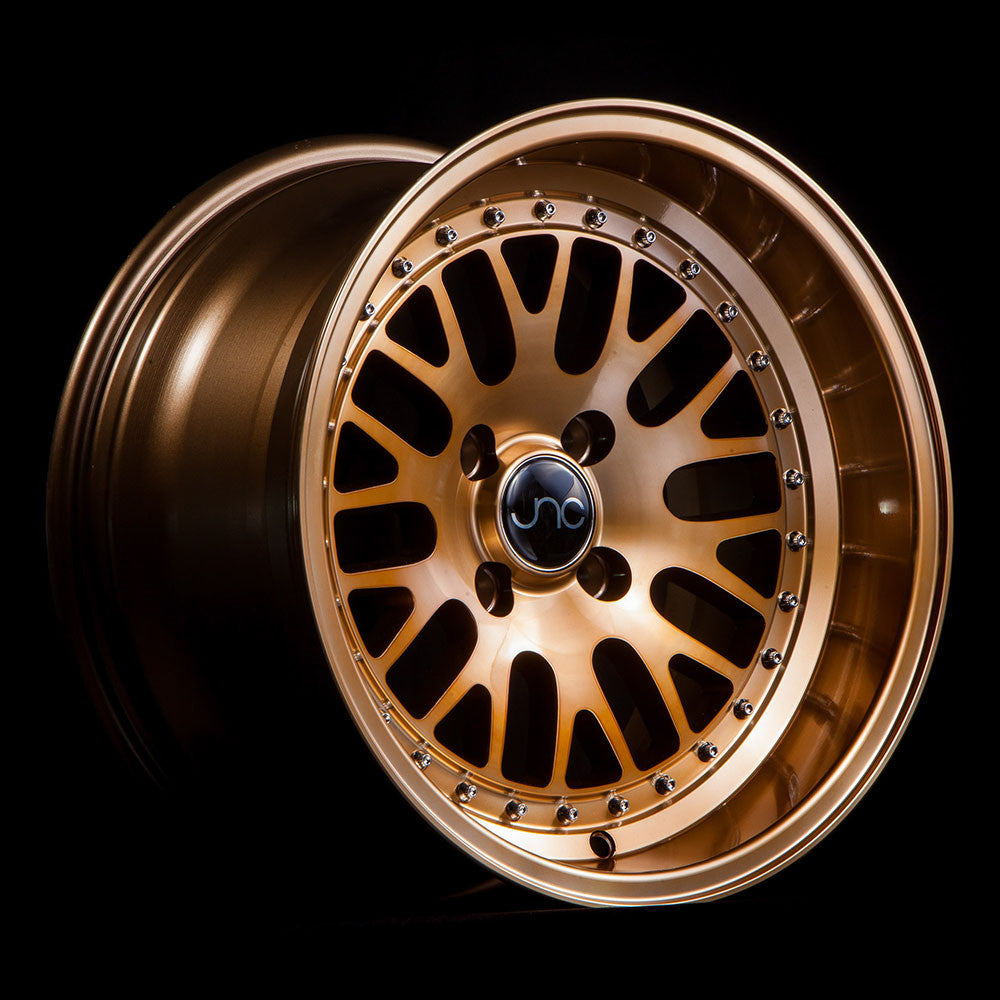 JNC Wheels 001 Transparent Bronze