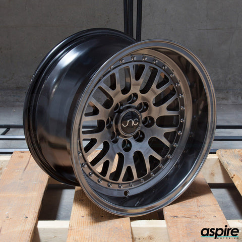 JNC Wheels 001 Hyper Black
