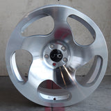 JNC Wheels 036 Silver Machine Face