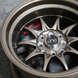 JNC Wheels 003 Matte Bronze