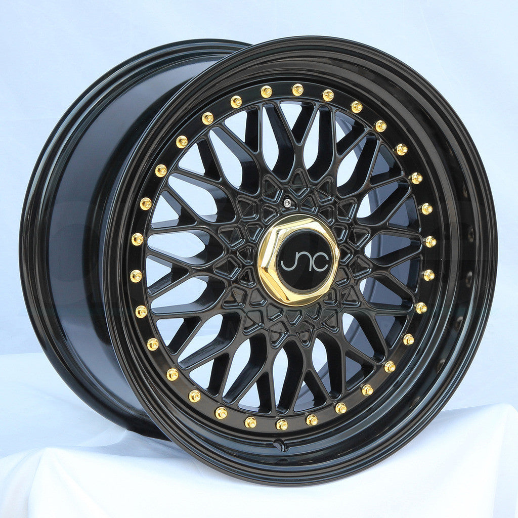 JNC Wheels 004 Gloss Black.