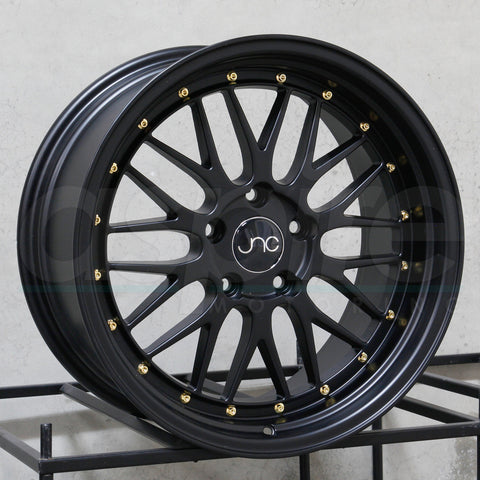 JNC Wheels 005 Black.