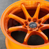 JNC Wheels 006 Orange