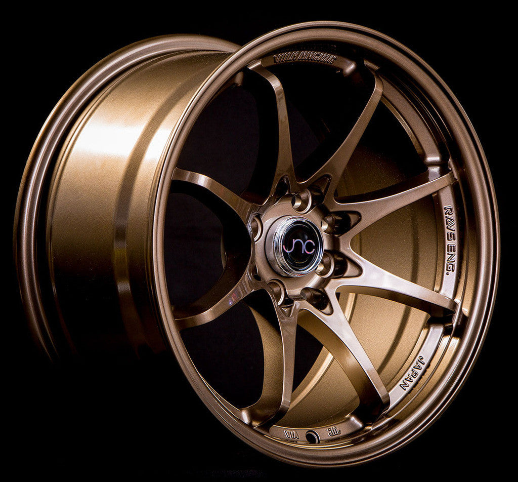 JNC Wheels 006 Matte Bronze
