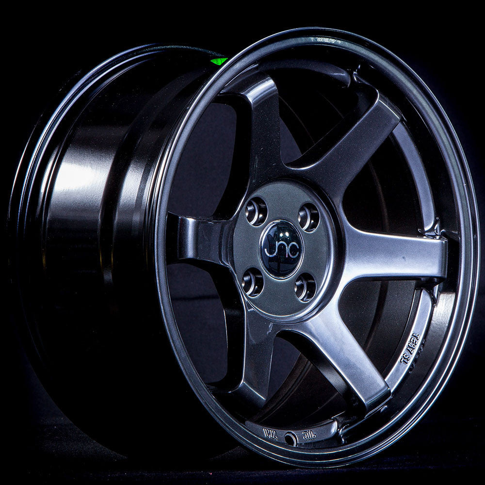 JNC Wheels 007 Matte Black