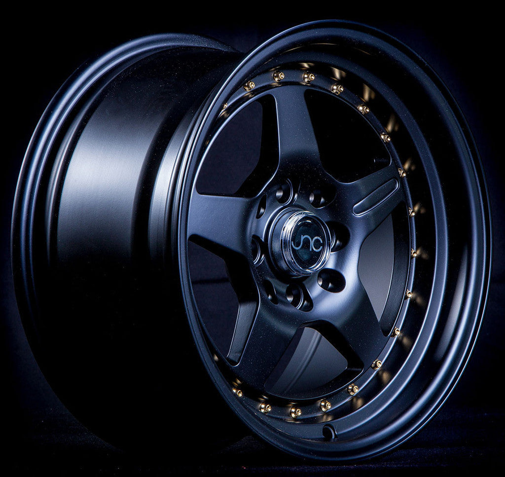 JNC Wheels 009 Matte Black.