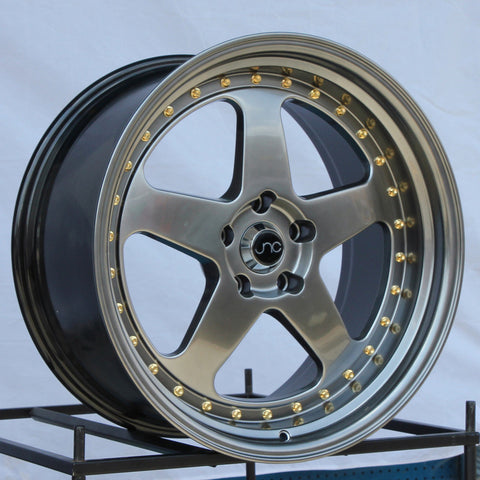 JNC Wheels 010 Hyper Black