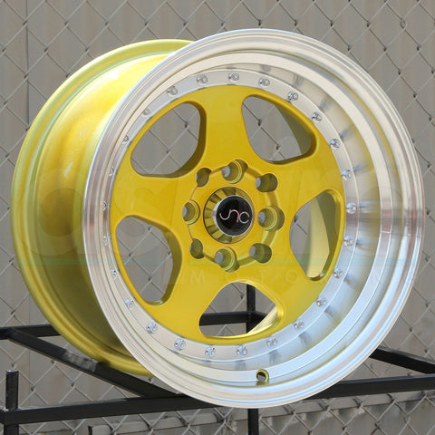 JNC Wheels 010 Candy Gold Machine Lip