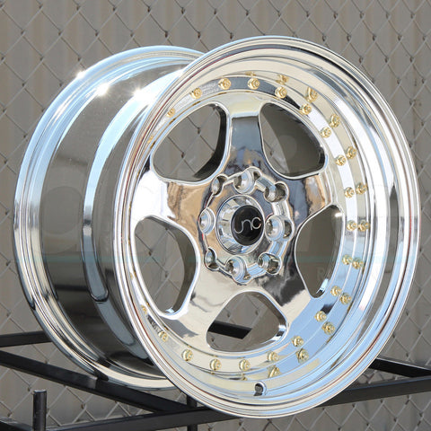 JNC Wheels 010 Platinum.