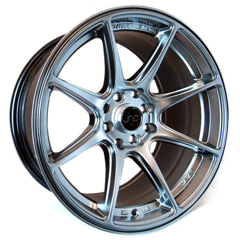 JNC Wheels 012 Hyper Black