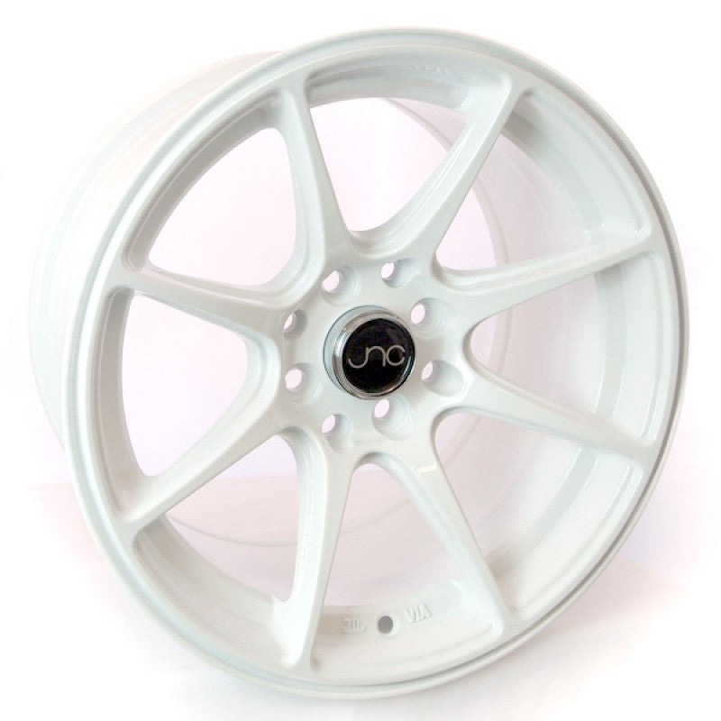JNC Wheels 012 White