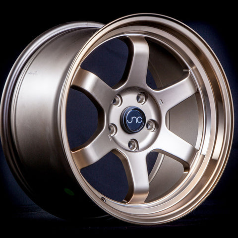 JNC Wheels 013 Matte Bronze