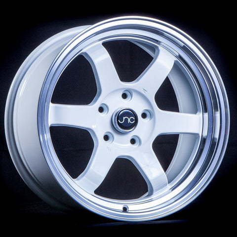 JNC Wheels 013 White Machine Lip