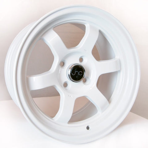 JNC Wheels 013 White