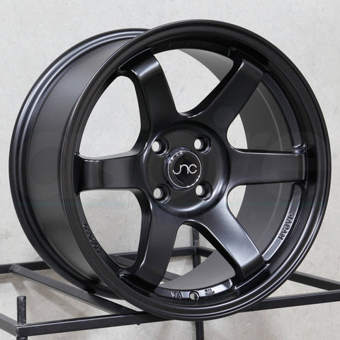 JNC Wheels 014 Matte Black