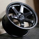 JNC Wheels 014 Hyper Black