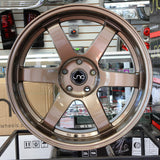 JNC Wheels 014 Gloss Bronze