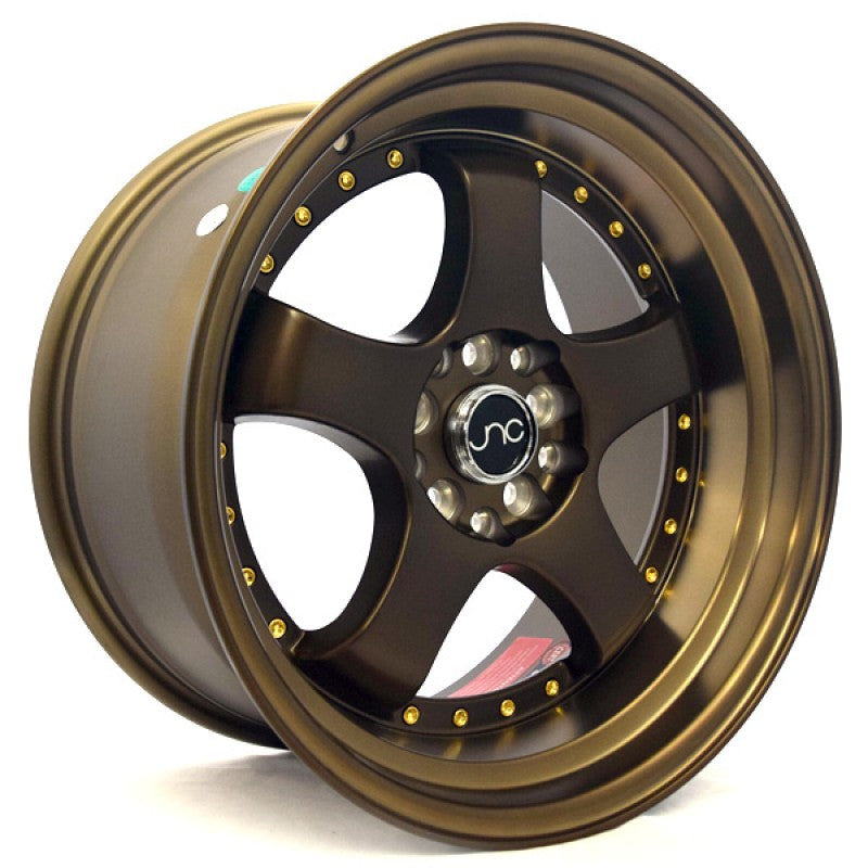 JNC Wheels 017 Matte Bronze.