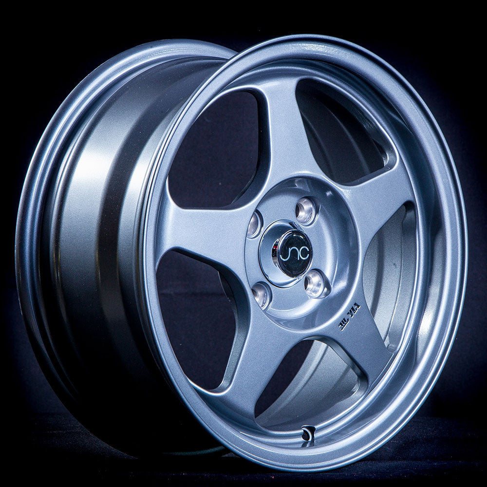 JNC Wheels 018 Gunmetal