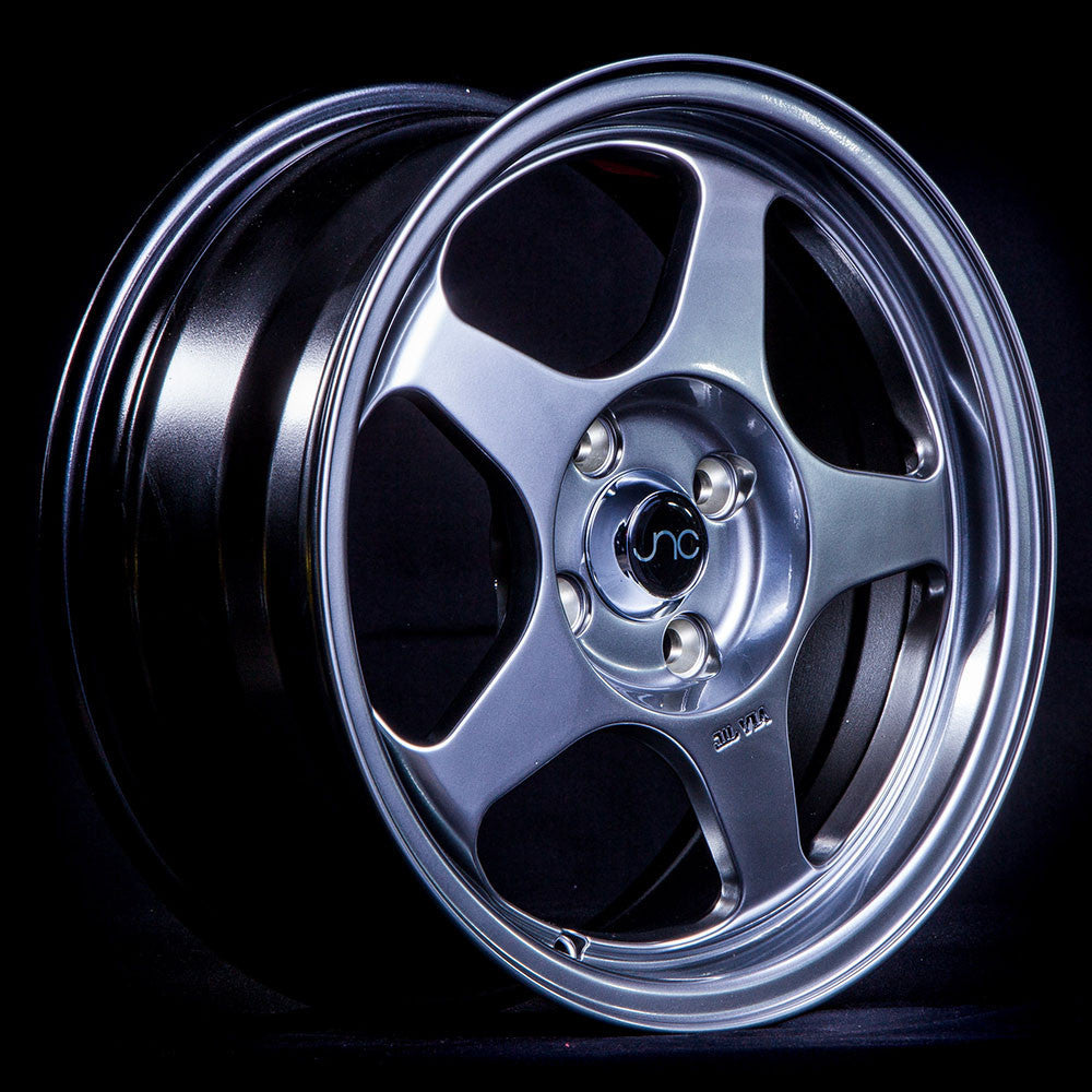 JNC Wheels 018 Hyper Black