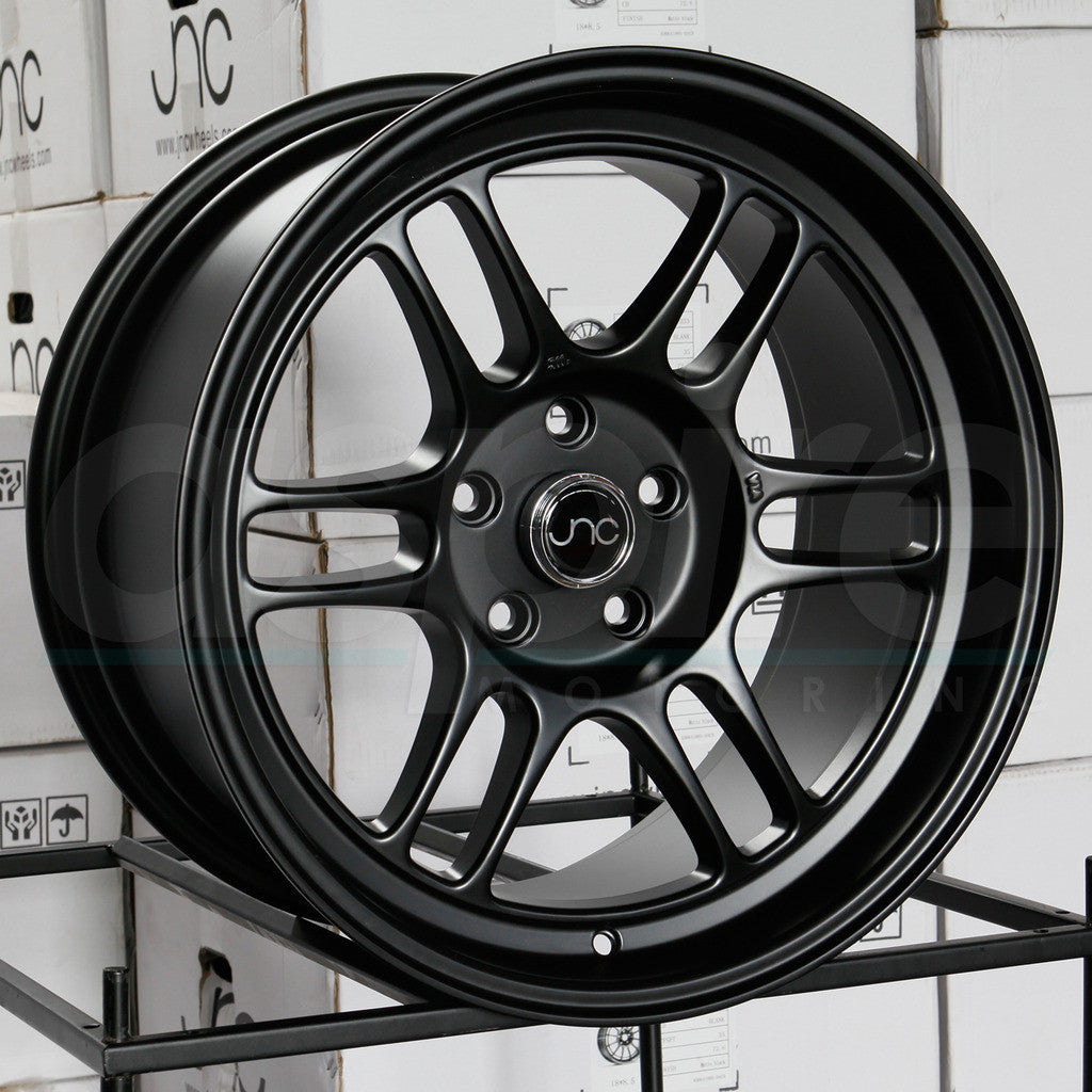 JNC Wheels 021 Matte Black