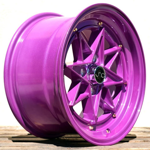 JNC Wheels 025 Candy Purple.