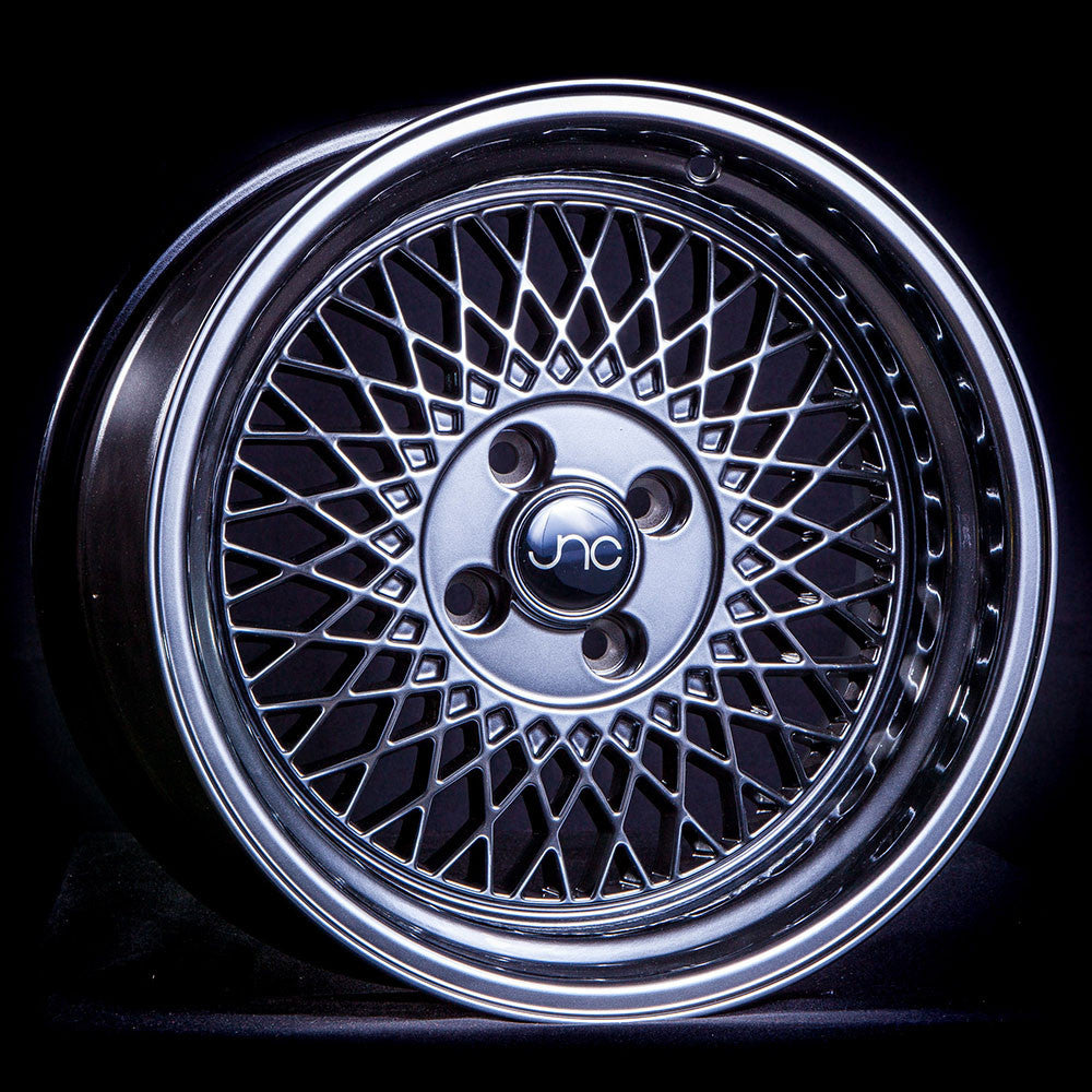 JNC Wheels 031 Hyper Black Machine Lip