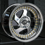 JNC Wheels 034 Platinum.