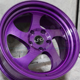 JNC Wheels 034 Candy Purple
