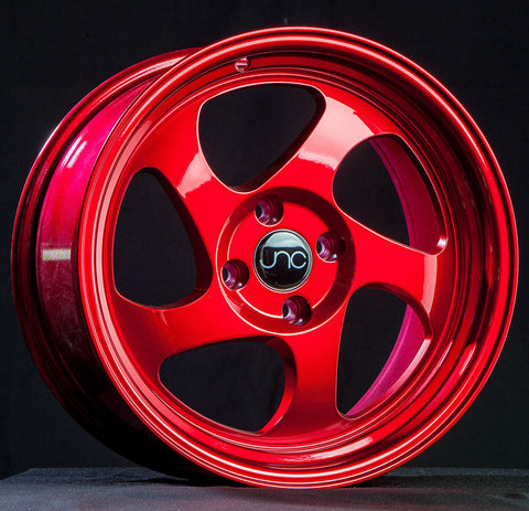 JNC Wheels 034 Candy Red