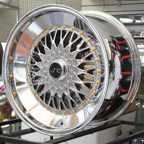 JNC Wheels 004S Platinum.