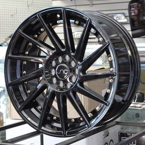 JNC Wheels 051 Gloss Black.