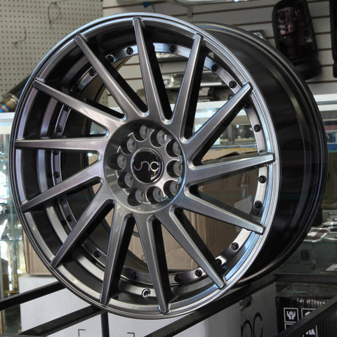 JNC Wheels 051 Hyper Black,