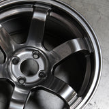 JNC Wheels 013 Hyper Black