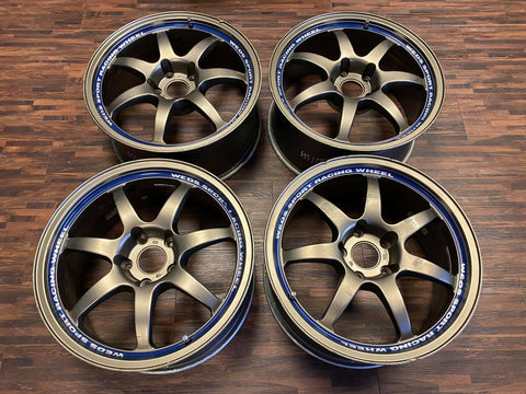 Weds Sport SA90 Wheels (Used)
