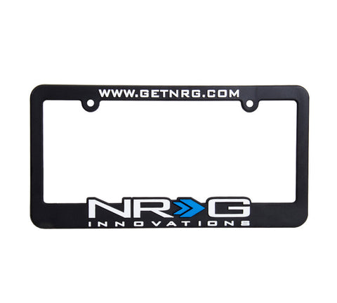 NRG Innovations License Plate Frame