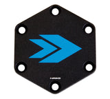 NRG Innovations Hexagon Horn Delete Plate