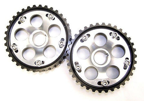 Blox Racing Adjustable Cam Gears For Honda H-Series DOHC (H23 Non VTEC)