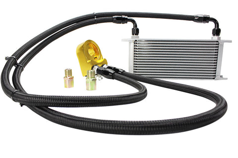 ISR Performance V2 Oil Cooler Kit