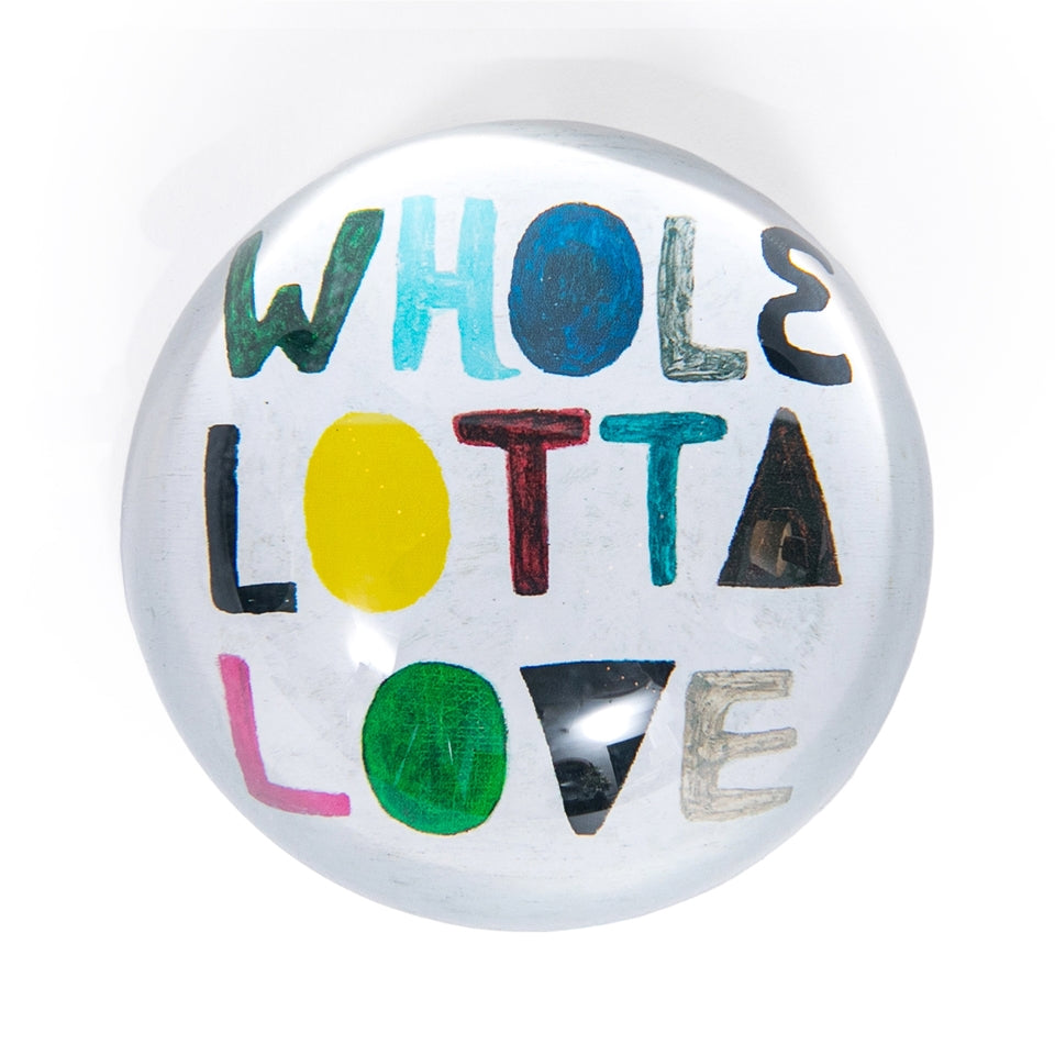 Paperweight | Whole Lotta' Love - Cinderella Ranch Boutique