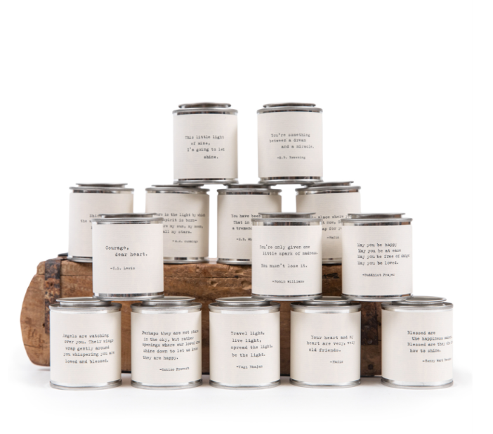 Shine Candle - Cinderella Ranch Boutique