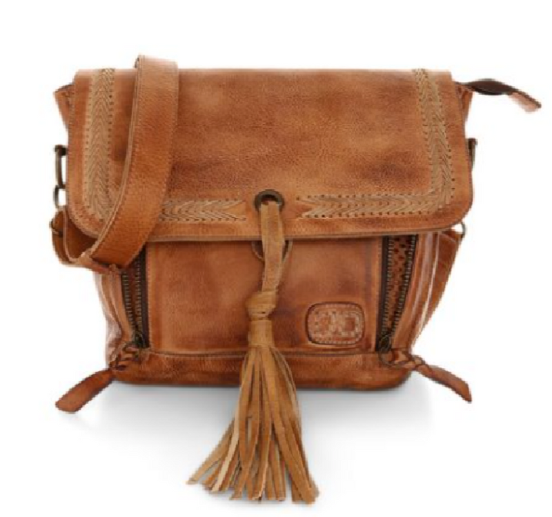 BED|STU WHOOPI BAG - TAN RUSTIC - Cinderella Ranch Boutique