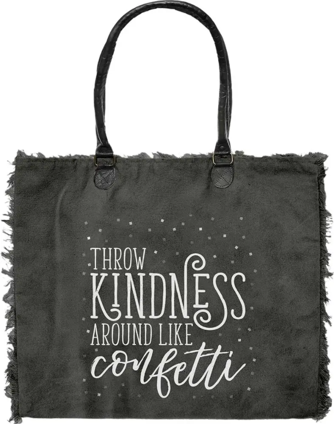 Throw Kindness Tote - Cinderella Ranch Boutique