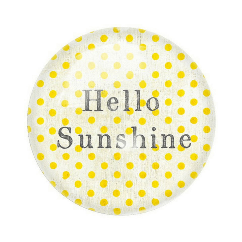 Paperweight | Hello Sunshine - Cinderella Ranch Boutique