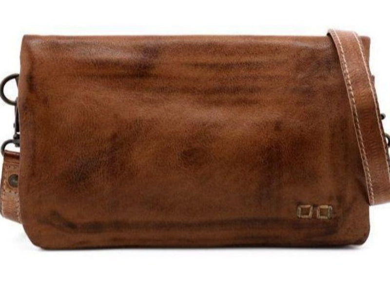 BED|STU CADENCE CROSSBODY - RUSTIC TAN