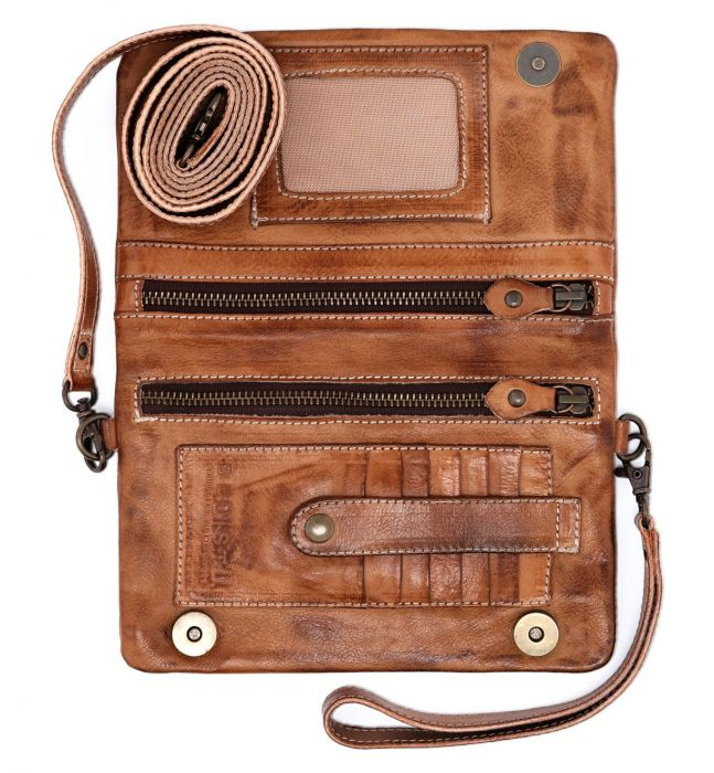 BED|STU CADENCE CROSSBODY - TAN RUSTIC - Cinderella Ranch Boutique