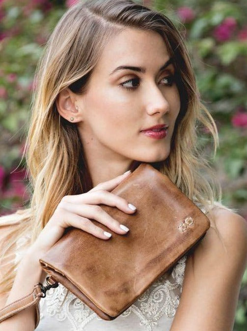 BED|STU CADENCE CROSSBODY - RUSTIC TAN - Cinderella Ranch Boutique